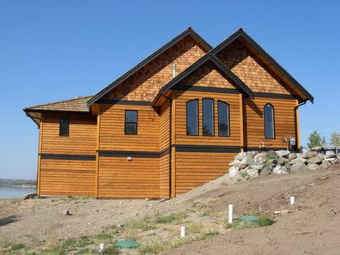 residential house builders cariboo